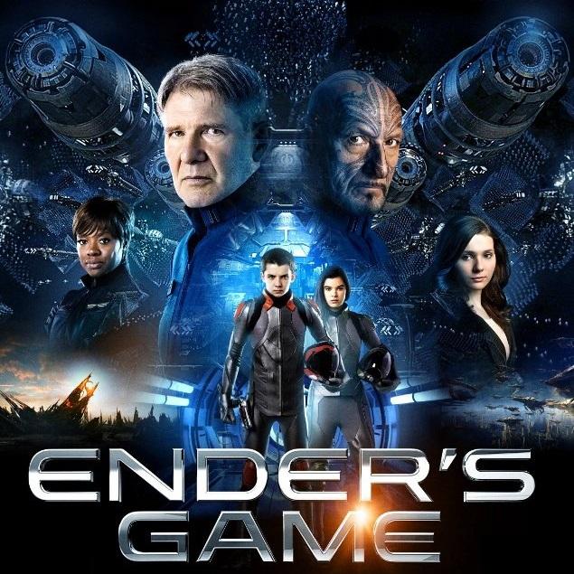 映画エンダーのゲームのあらすじと感想をレビュー