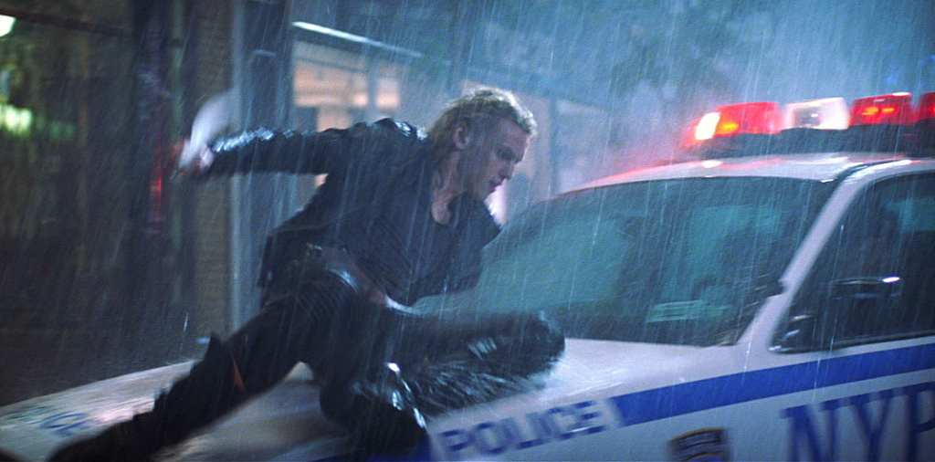 Jamie Campbell Bower as Jace Wayland The Mortal Instruments City of Bones 5