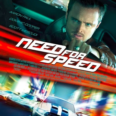 映画ニード・フォー・スピードのあらすじと感想をレビュー