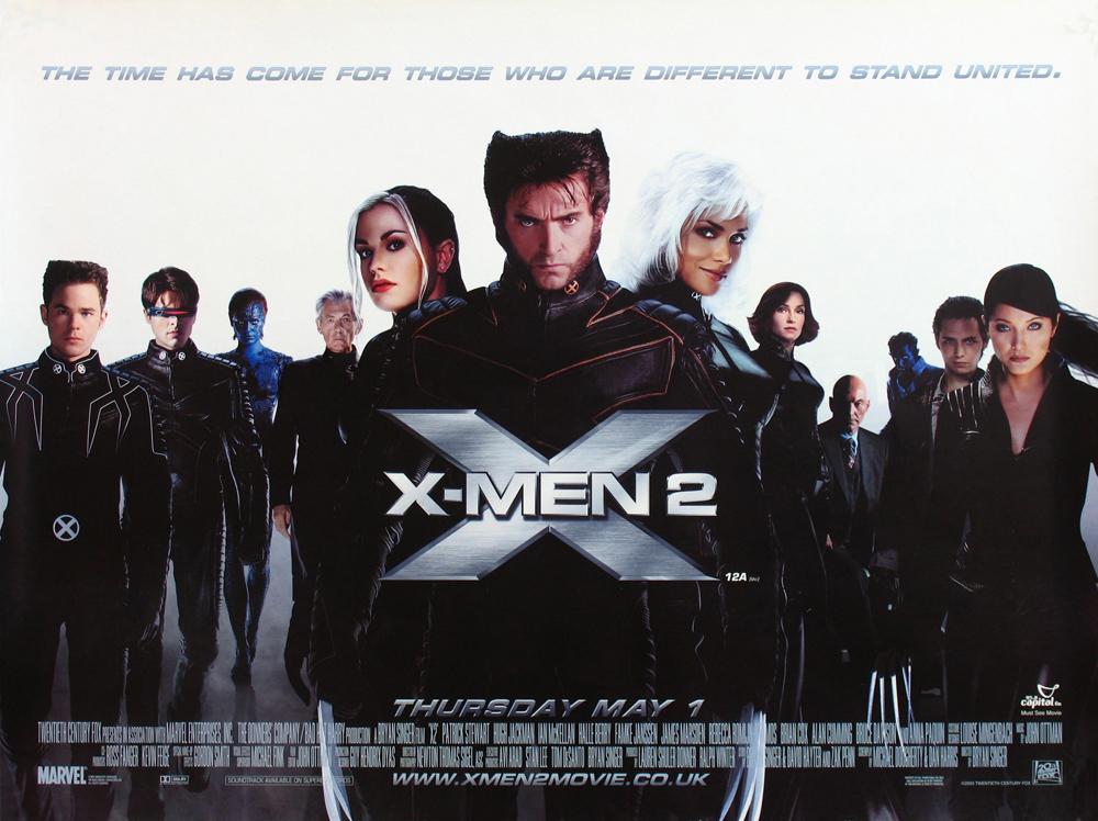 「X-MEN2」の画像検索結果