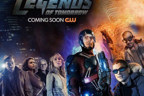海外ドラマ「DC's Legends Of Tomorrow/レジェンド・オブ・トゥモロー」第十六話『Legendary/決着の時』のあらすじと感想