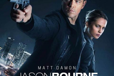 映画ジェイソン・ボーンのあらすじと感想をレビュー