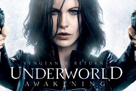 映画アンダーワールド:覚醒のあらすじと感想をレビュー