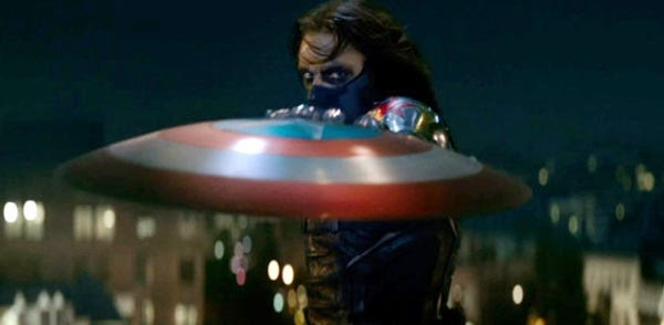 Captain America 2 The Winter Soldier - Bucky Barnes