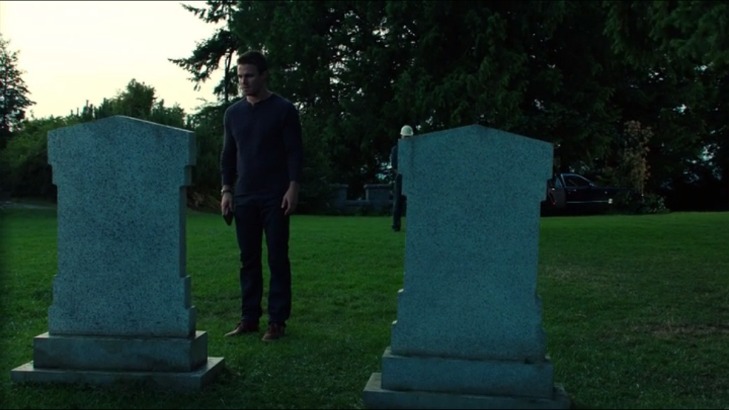 Oliver_visits_his_father's_grave
