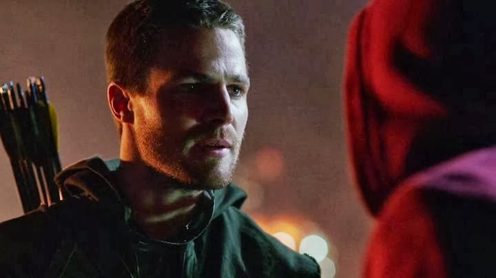 arrow - oliver revealed