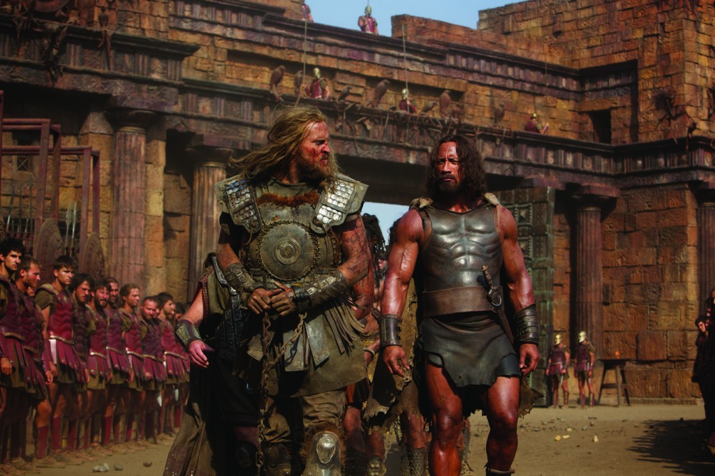 Dwayne Johnson is Hercules in HERCULES from Paramount Pictures and Metro-Goldwyn-Mayer Pictures.