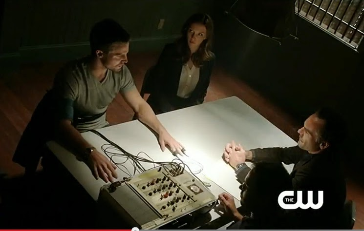 Arrow Damaged S01E05