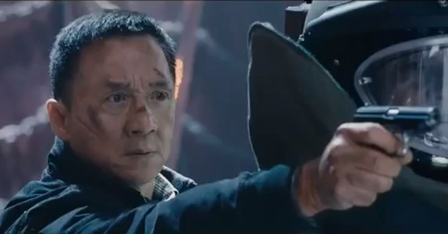 Police Story 2013_review