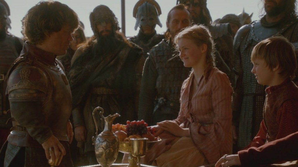Tyrion_greets_Myrcella_and_Tommen_The_North_Remembers