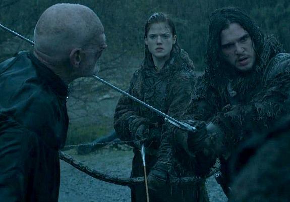 Game of Thrones Rains of Castamere Jon