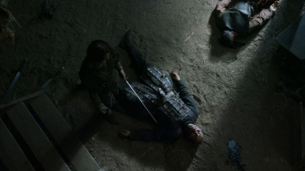 Game-of-Thrones-Recap-Season-4-Episode-1-Arya-Stark-Needle
