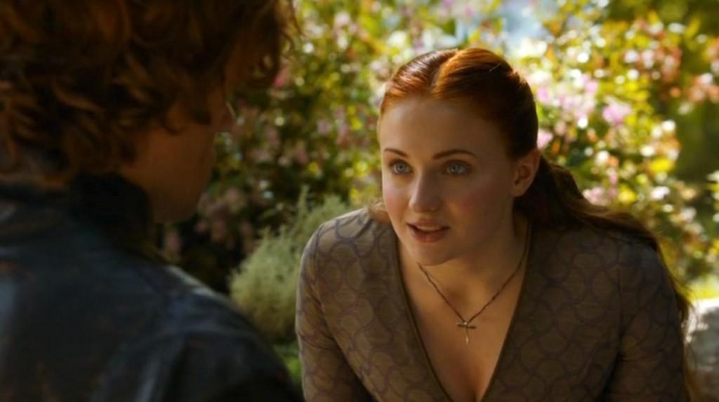 Tyrion-Peter-Dinklage-and-Sansa-Sophie-Turner-in-Mhysa