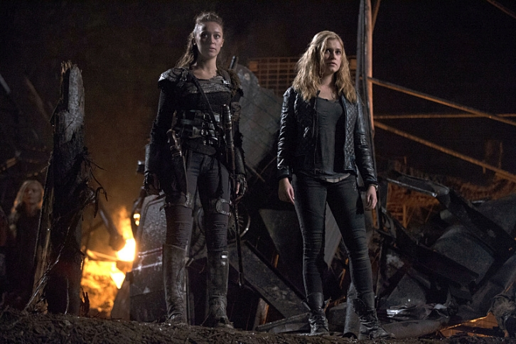 The 100 - Episode 2.13 - Resurrection - Promotional Photo